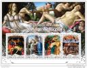 GUINEA BISSAU 2015 ** M/S Sandro Botticelli - Painter Maler Peintre A1508 - Künste