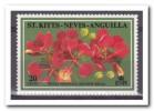 St. Kitts Nevis Anguilla 1971, Postfris MNH, Flowers - St.Kitts En Nevis ( 1983-...)