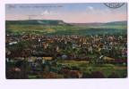 7071    Cpa   JENA   : Blick Vom Landgrafenhaus Auf Dir Stadt 1925 - Jena