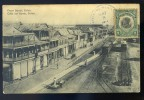 Cpa Du Panama -- Front Street , Colon , Calle Del Frente , Colon  BB09 - Panama
