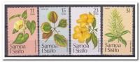 Samoa 1981, Postfris MNH, Flowers - Samoa