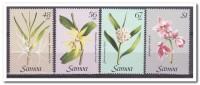 Samoa 1985, Postfris MNH, Flowers - Samoa