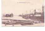 25084 Dunkerque Le Port - 29 Lucien Pollet - Bateau Peniche Vapeur -Tréganteur