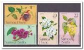 Samoa 1975, Postfris MNH, Flowers - Samoa