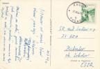 K1860 - Yugoslavia (1967) Rabac (postcard: Rabac) Stamp: Jablanica Dam - Water