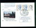 INTERO POSTALE-INTERI POSTALI I.P.Z.S.-C.P. IPZS-LUCCA-TRENI-FILFER-MARCOFILIA - 6. 1946-.. Repubblica