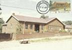 South Africa-Transkei 1984 Post Offices, Mount Fltcher, Maximum Card - Transkei