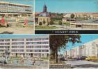 Schwedt Old Postcard Travelled 1979 Bb151029 - Schwedt