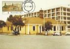 South Africa-Transkei 1984 Post Offices, Umtata, Maximum Card - Transkei