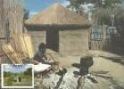 South West Africa 1984 Caprivi, Settlement, Maximum Card - Unclassified
