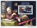 MALDIVES 2014 ** S/S Galileo Galilei A1443 - Astronomie