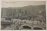 Ansichtskarte Tramway Spanien Bilbao Straßenbahn Tram Tranvia Puente Isabel - Transportation