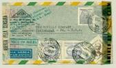 Brazil - 1945 - Censored Cover To Pittsburgh / USA - Brazilië