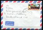 "Ägypten 2000 Bedarfsbrief/Cover Mit Mi.Nr.2026 EF ""Port-Said-Germany,Allemagne  "" 1 Beleg - Poste Aérienne"
