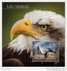 NIGER 2014 ** S/S 1v Birds Of Prey Raubvögel Greifvögel Rapaces A1451 - Adler & Greifvögel