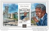 NIGER 2015 ** S/S Nelson Mandela Liberation Befreiung Libération A1509 - Famous People