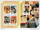 SAO TOME 2014 ** M/S + S/S Charlie Chaplin Cinema Actor Kino Schauspieler A1429