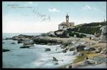 Cpa Italie Bordighera  -- Chiesa S. Ampelio E Marina     BB12 - Imperia