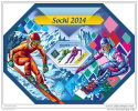SOLOMON ISLAND 2014 ** S/S Sochi Olympic Games Winterolympiade Sotschi Jeux Olympiques Juegos Olímpicos A1442 - Winter 2014: Sotschi
