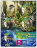 SOLOMON ISLAND 2015 ** M/S Asian Stamp Exhibition Taipei 2015 Owl Eule Hiboux - OFFICIAL ISSUE - X1522 - Eulenvögel