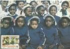 South Africa-Bophuthatswana 1986 Temisano Development, Community Development, Maximum Card - Bophuthatswana