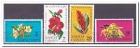 Samoa 1969, Postfris MNH, Flowers - Samoa