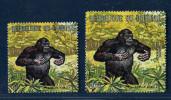 (cl. 4 - P.5) Burundi Ob N° 450 - PA N° 207 - (ref. Michel Au Dos) - Gorille  - - Burundi