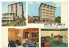 HOTEL FLORIDA Sottomarina Lido Venezia Venice Italy - Vintage Old Original Photo Postcard - Venezia (Venice)