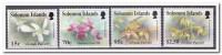 Solomon 1992, Postfris MNH, Flowers, Orchids - Solomoneilanden (1978-...)