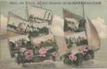 Avec  Ces  Fleurs,  Un  Bon  Souvenir  De  SAINT-GEORGES-sur-CHER  /  Multivues - France