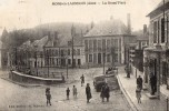 MONS-en-LAONNOIS --La Grand'Place - Francia
