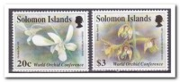 Solomon 1993, Postfris MNH, Flowers, Orchids - Islas Salomón (1978-...)