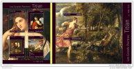 TOGO 2014 ** M/S + S/S Titian Painter Paintings Maler Gemälde Peintre Peintures Schilder Pintor Pintura A1432 - Arte