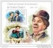 TOGO 2014 ** S/S Charlie Chaplin Actor Schauspieler Acteur A1421 - Cinema