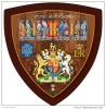 GUINEA BISSAU 2015 ** M/S Queens Beasts Wappentiere Bêtes De La Reine A1515 - Briefmarken