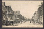 DUCEY . Rue Du Génie . - Ducey