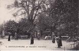 Z255  Montcalm-Mours. Par Beaumont (dames Jouent Croquet) Minuscule Default. - Other Municipalities