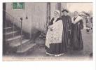 25107 Scène Du BERRY France - Un Baptême Au Village -19 Coll GG -costume