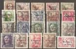 ESPAÑA/IFNI 1948-9 - Edifil #37/56 - Precio Cat. €51.00 - Ifni