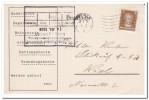 Duitse Rijk Stempel 13-7-28 Bremen, Weser-Bootswerft - Duitsland