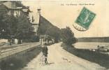 74 HAUTE SAVOIE 294 LAC D´ANNECY HOTEL BEAU RIVAGE EDIT. GARDET ECRITE CIRCULEE - Annecy