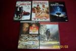 PROMO  DVD  REF  23 ° LE LOT DE 5  DVD  POUR 20 EUROS °°° - Sci-Fi, Fantasy