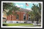 Post Office Building Sharon PA Used C1930 STK#93393 - Postal Services