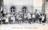 CPA  Landivisiau Patronage De Vacances - Landivisiau