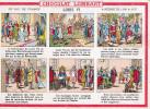 "LOUIS VI ""CHOCOLAT LOMBART (DIL59) - Histoire"