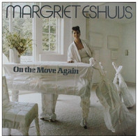 * LP *  MARGRIET ESHUIJS - ON THE MOVE AGAIN (Holland 1979) - Disco, Pop