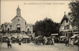 44 - LA BAULE - Sortie De Messe - Marché - La Baule-Escoublac