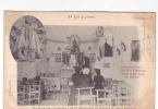 25118 SAULIAC, INTERIEUR DE LA CHAPELLE Vierge Dans Le Rocher -lot Illustré -cl Bessac, Girma Ed - - France