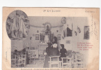 25118 SAULIAC, INTERIEUR DE LA CHAPELLE Vierge Dans Le Rocher -lot Illustré -cl Bessac, Girma Ed -