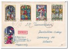 Hongarije 1972, Stained Glass - Postal Stationery